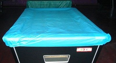 7ft Fitted Waterproof Pool Snooker Billiard Table Cover Or